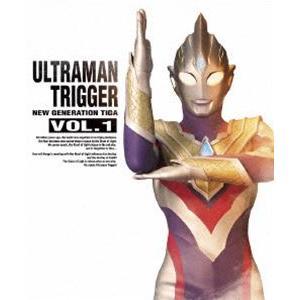 ウルトラマントリガー NEW GENERATION TIGA Blu-ray BOX VOL.1(特装限定版) [Blu-ray] starclub