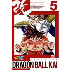 ドラゴンボール改 5 [DVD]|starclub