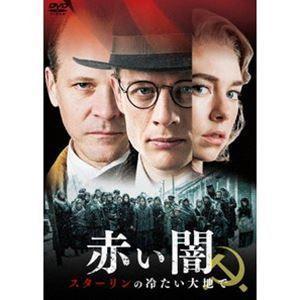 赤い闇 スターリンの冷たい大地で [DVD]|starclub
