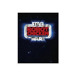 ロボットチキン/スター ウォーズ ブルーレイBOX  Blu-ray