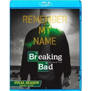 ブレイキング・バッド ファイナル・シーズン ブルーレイ コンプリートパック [Blu-ray]|starclub