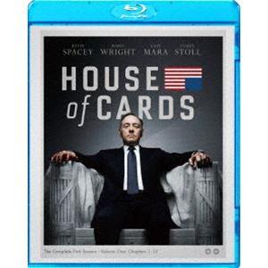 ハウス・オブ・カード 野望の階段 SEASON1 ブルーレイ コンプリートパック [Blu-ray]|starclub