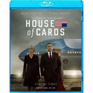 ハウス・オブ・カード 野望の階段 SEASON3 ブルーレイ コンプリートパック [Blu-ray]|starclub