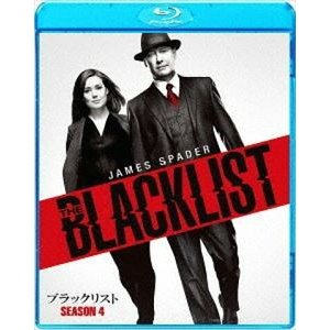 ブラックリスト シーズン4 ブルーレイ コンプリートパック [Blu-ray]|starclub