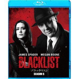 ブラックリスト シーズン5 ブルーレイ コンプリートパック [Blu-ray]|starclub