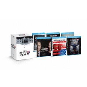 ハウス・オブ・カード 野望の階段 ブルーレイ コンプリートBOX [Blu-ray]|starclub