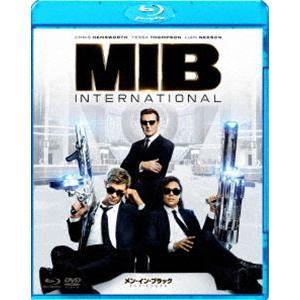 メン・イン・ブラック:インターナショナル ブルーレイ&DVDセット [Blu-ray]|starclub