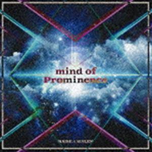 RAISE A SUILEN / mind of Prominence(Blu-ray付生産限定盤/CD+Blu-ray) [CD] starclub