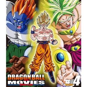 DRAGON BALL THE MOVIES Blu-ray ♯04 [Blu-ray]|starclub
