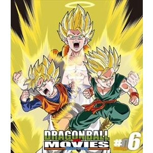 DRAGON BALL THE MOVIES Blu-ray ♯06 [Blu-ray]|starclub