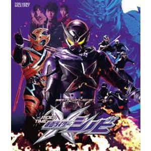 仮面ライダージオウ スピンオフ RIDER TIME 仮面ライダーシノビ [Blu-ray]|starclub
