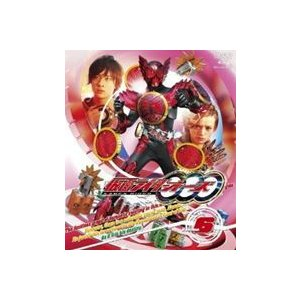 仮面ライダーOOO(オーズ) VOL.6 [Blu-ray]|starclub