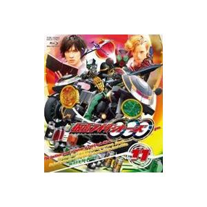 仮面ライダーOOO(オーズ) VOL.11 [Blu-ray]|starclub