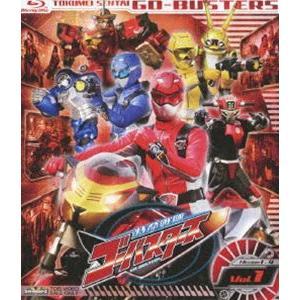 特命戦隊ゴーバスターズ VOL.1  Blu-ray