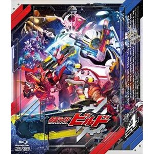 仮面ライダービルド Blu-ray COLLECTION 4 [Blu-ray]|starclub
