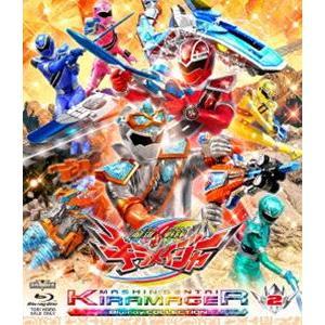 スーパー戦隊シリーズ 魔進戦隊キラメイジャー Blu-ray COLLECTION 2 [Blu-ray]