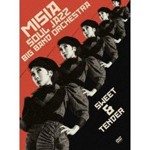 MISIA SOUL JAZZ BIGBAND ORCHESTRA SWEET&TENDER [DVD]|starclub