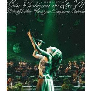 MISIA/MISIA 星空のライヴVII -15th Celebration- Hoshizora Symphony Orchestra(通常盤) [Blu-ray]|starclub