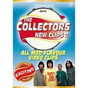 THE COLLECTORS/THE COLLECTORS NEW CLIPS 2 [DVD]|starclub