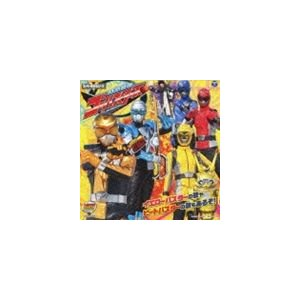 MINIアルバム 特命戦隊ゴーバスターズ(イエロー盤) [CD]|starclub