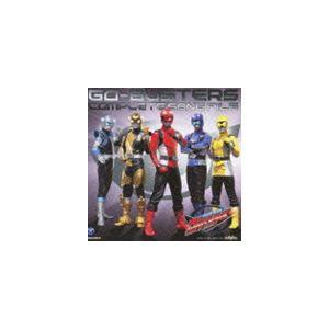 特命戦隊ゴーバスターズ 全曲集 コンプリート ソング ファイル [CD]|starclub