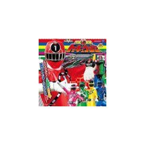 MINIアルバム 烈車戦隊トッキュウジャー1 [CD]|starclub