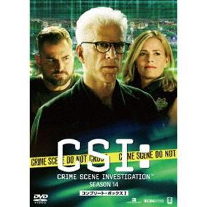CSI:科学捜査班 シーズン14 コンプリートDVD BOX-1 [DVD] starclub