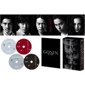 GONINサーガ ディレクターズ・ロングバージョン DVD BOX [DVD]