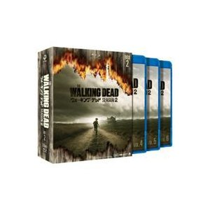 ウォーキング・デッド2 Blu-ray BOX-2 [Blu-ray]|starclub