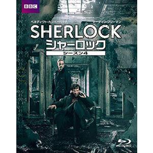 SHERLOCK/シャーロック シーズン4 Blu-ray-BOX [Blu-ray] starclub