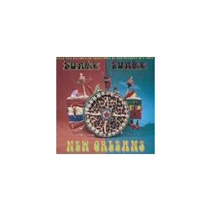 FUNKY FUNKY NEW ORLEANS Rare & Unreleased New Orleans Funk 1969-1975 CD の商品画像