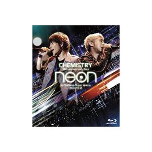 CHEMISTRY/10th Anniversary Tour -neon- at さいたまスーパーアリーナ 2011.07.10 [Blu-ray]|starclub