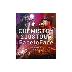 "CHEMISTRY 2008 TOUR ""Face to Face"" BUDOKAN FINAL [Blu-ray]
