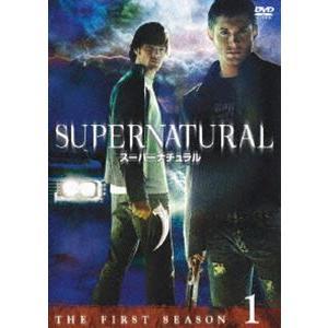 SUPERNATURAL スーパーナチュラル〈ファースト・シーズン〉Vol.1(1枚組) [DVD]|starclub