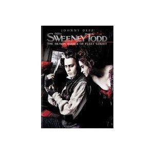 スウィーニー・トッド フリート街の悪魔の理髪師 特別版 [DVD]|starclub