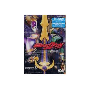 仮面ライダー クウガ Vol.6 [DVD]|starclub