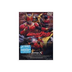 仮面ライダー クウガ Vol.8 [DVD]|starclub