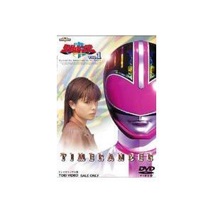 未来戦隊タイムレンジャー VOL.1 [DVD]|starclub