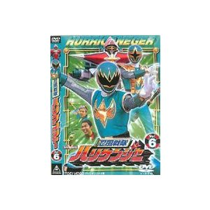忍風戦隊ハリケンジャー VOL.6 [DVD]|starclub