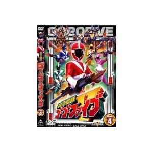 救急戦隊ゴーゴーファイブ Vol.4 [DVD] starclub