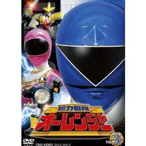 超力戦隊オーレンジャー VOL.3 [DVD]|starclub