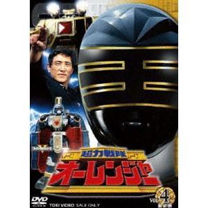 超力戦隊オーレンジャー VOL.4 [DVD]|starclub