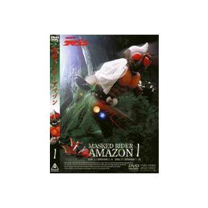 仮面ライダー アマゾン Vol.1 [DVD]|starclub