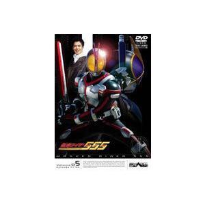 仮面ライダー 555(ファイズ) Vol.5 [DVD] starclub