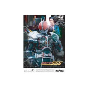 仮面ライダー 555(ファイズ) Vol.6 [DVD] starclub
