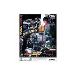 仮面ライダー 555(ファイズ) Vol.9 [DVD] starclub