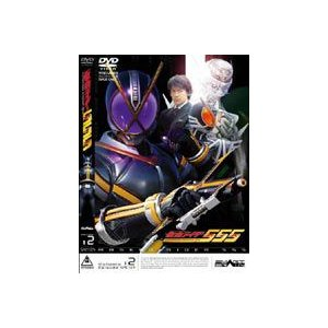 仮面ライダー 555(ファイズ) Vol.12 [DVD] starclub