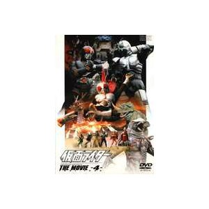 仮面ライダー THE MOVIE VOL.4 <完> [DVD]|starclub