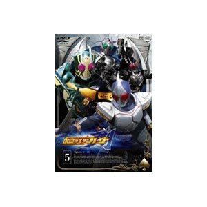 仮面ライダー 剣 VOL.5 [DVD] starclub