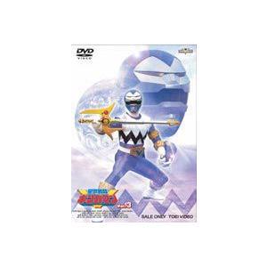 星獣戦隊ギンガマン VOL.3 [DVD] starclub